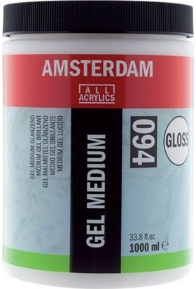 Amsterdam Gel Medium Gloss 094 1000Ml