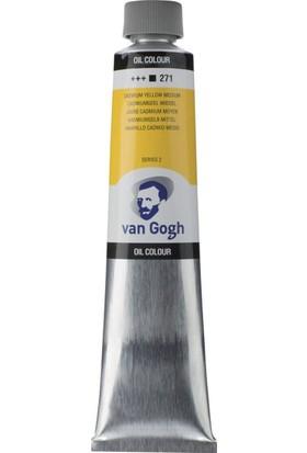 Van Gogh 200Ml Yağlı Boya Cadm. Yellow Med.