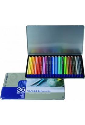 Van Gogh Watercolour Pencil 36´Li Set