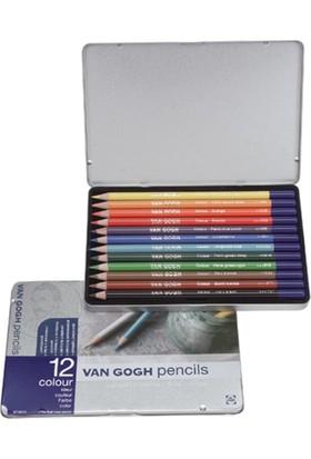 Van Gogh Colour Pencil 12`Li Set