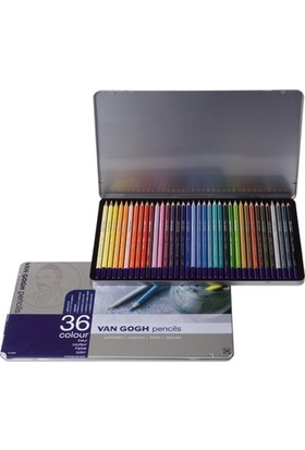 Van Gogh Colour Pencil 36`Li Set
