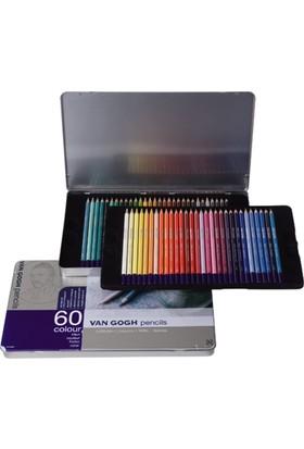 Van Gogh Colour Pencil 60`Li Set