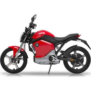 Super Soco TS Elektrikli Motosiklet 2018