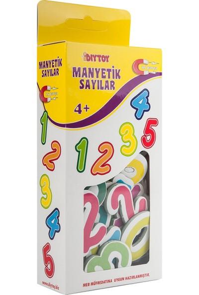 Diytoy 9223 Manyetik Sayılar