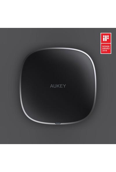 Aukey LC-Q6 10W Kablosuz Hızlı Şarj (Qi Uyumlu)