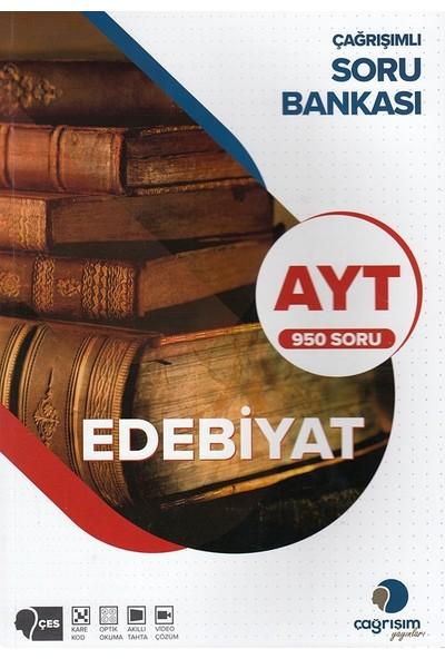 Çağrışım Yayınları Ayt Edebiyat Çağrışımlı Soru Bankası