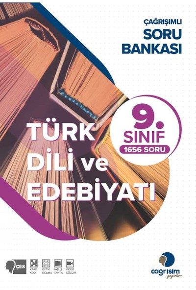 Çağrışım Yayınları 9. Sınıf Türk Dili Ve Edebiyatı Soru