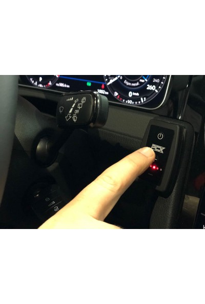 PedalChip Audi TT (8J) 2006-2014 2.0L TFSI 211 HP için Pedal Chip - X Gaz Pedal Tepkime Hızlandırıcı