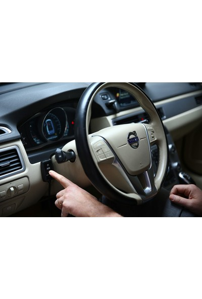 PedalChip Volkswagen Passat B6 (3C) 2005-2010 2.0L BLueTDI için Pedal Chip - X Gaz Pedal Tepkime Hızlandırıcı