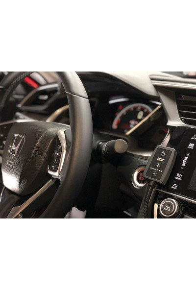 PedalChip Volkswagen Scirocco III (Typ 13) Facelift 2015-Sonrası R 2.0 TSI 280 HP için Pedal Chip - X Gaz Pedal Tepkime Hızlandırıcı