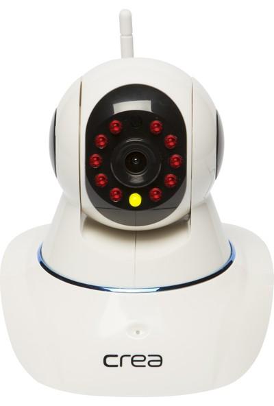 Crea Güvenlik Bebek Kamerası Ip Kamera Gece Görüşlü Kamera Wifi Kamera
