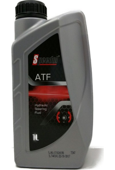 Speedol ATF Hidrolik Direksiyon Yağı 1 lt