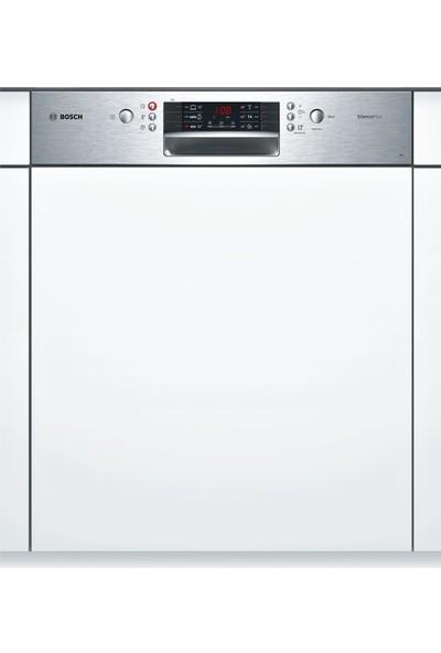 Bosch SMI46MS00T A+ 6 Programlı Bulaşık Makinesi