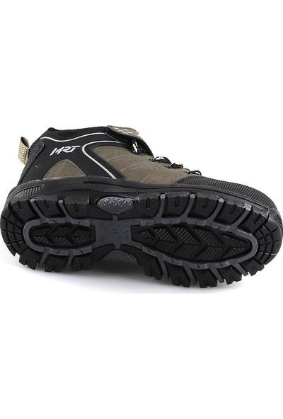 Maranta Haki Füme Günlük Cırtlı Kız Çocuk Spor Bot Ayakkabı