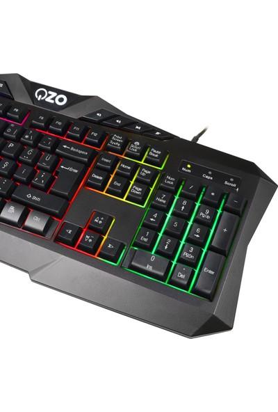 OZO Rainbow S800 Klavye ve Mouse Set