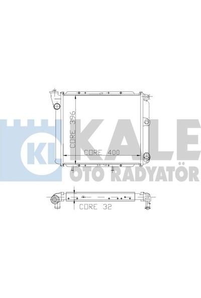 Yedek Parça Radyatör Kale 0503112Al R9 R11