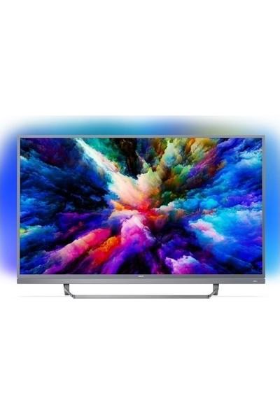 """Philips 49PUS7503/62 49"""" 124 Ekran Uydu Alıcılı 4K Ultra HD Smart LED TV"""