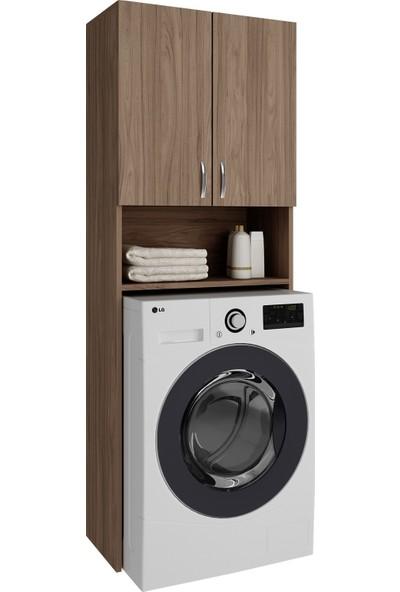 Kenzlife çamaşır makinesi dolabı sinem cvz banyo kiler