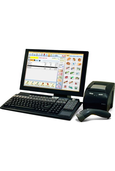 DemirSoft Barkodlu Satış Sistemi 4