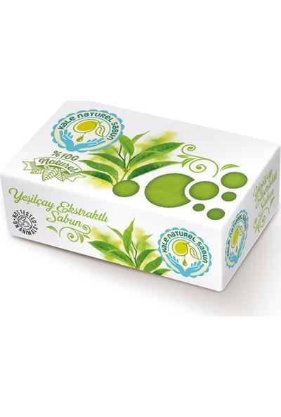 Kale Naturel Yeşilçay Ekstraktlı Sabun 100 gr