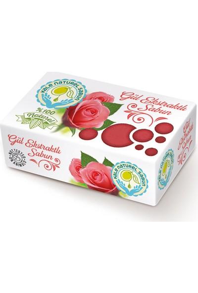 Kale Naturel Gül Ekstraktlı Sabun 100 gr