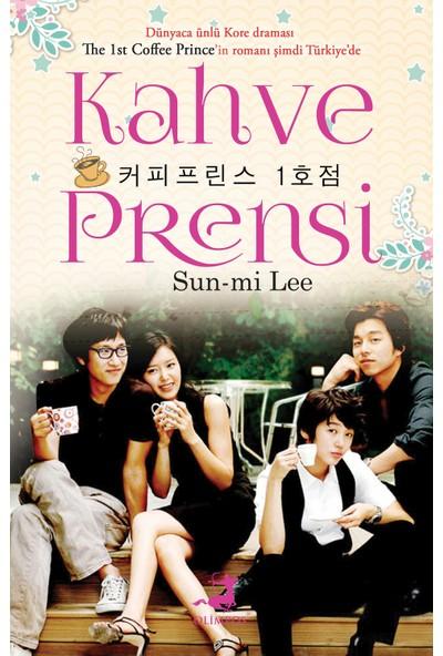 Kahve Prensi - Sun Mi Lee