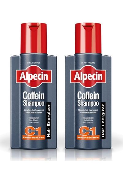 Alpecin Coffein dökülme karşıtı Kafein şampuan C1 - 2 X 250ml