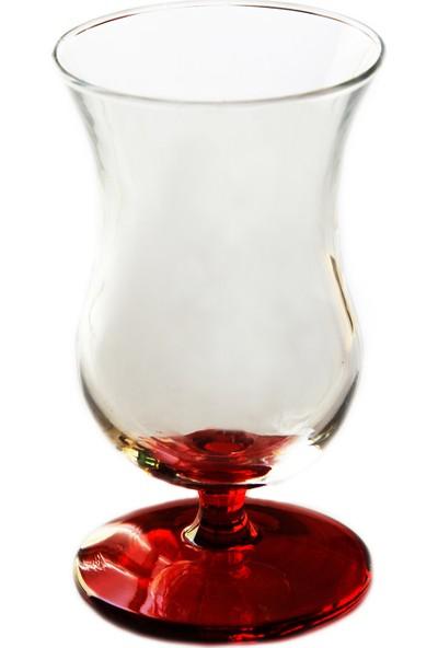 Başak (Kırmızı) 440221 Gala Çay Ve Kahve Bardağı 4 Adet