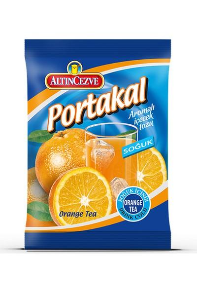 Altıncezve Portakal Aromalı Toz İçecek - Soğuk Portakal 450 gr