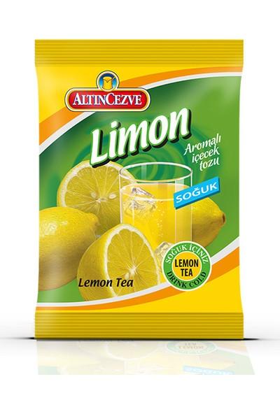 Altıncezve Limon Aromalı Toz İçecek - Soğuk Limonata 450 gr