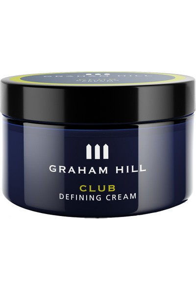 Graham Hill Club Krem Şekillendirici 75 ml