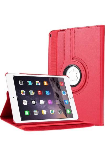 Evastore Apple iPad Air 2 Kılıf Dönebilen Standlı Kılıf - Beyaz