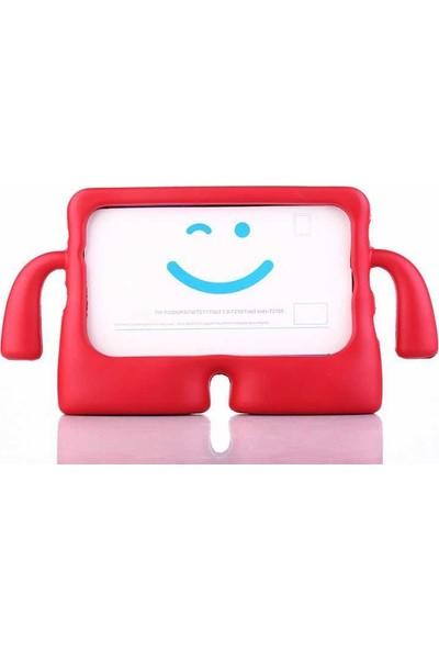 Evastore Apple iPad 2 3 4 İbuy Standlı Tablet Kılıf - Kırmızı
