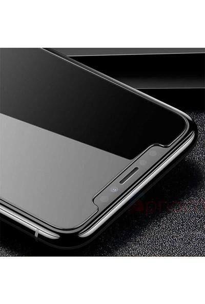 Evastore Apple iPhone XS Max 6.5 Zore Standart Privacy Cam Ekran Koruyucu - Siyah