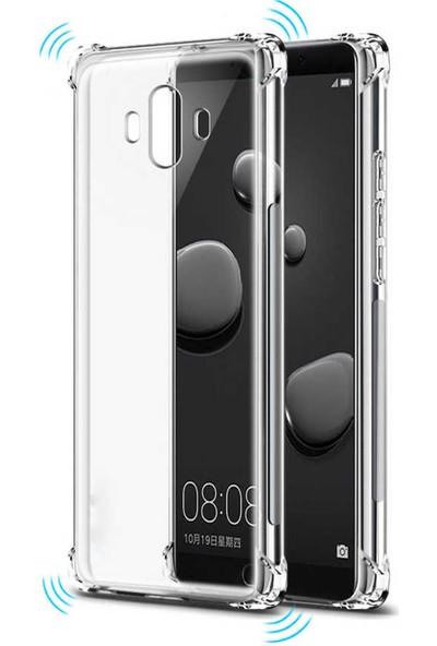 Evastore Huawei Mate 10 Pro Kılıf Nitro Anti Shock Silikon - Şeffaf