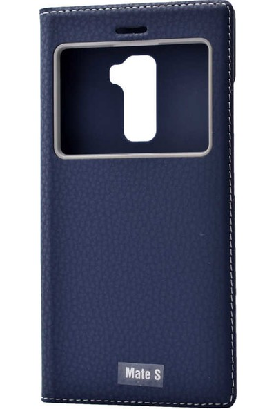 Evastore Huawei Mate S Kılıf Zore Dolce Telefon Kılıfı - Lacivert