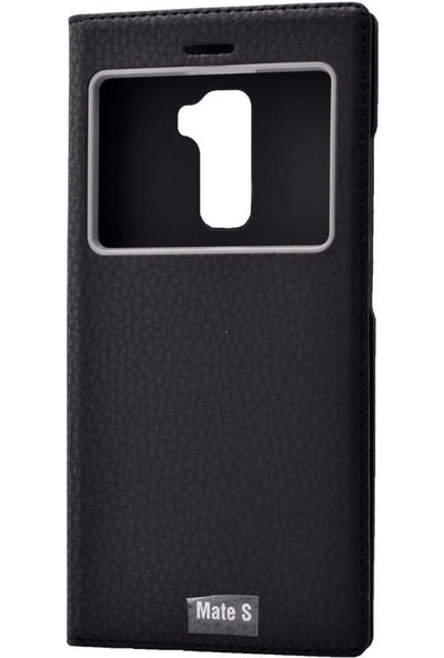 Evastore Huawei Mate S Kılıf Zore Dolce Telefon Kılıfı - Siyah