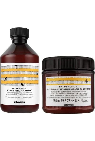Davines Nourishing Sülfatsız Şampuan 250ml + Saç Kremi 250ml