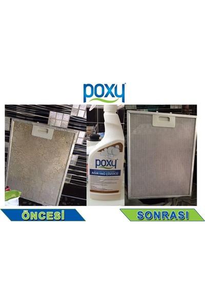 Poxy Genel Temizlik + Fayans Temizleyici + Yağ Çözücü