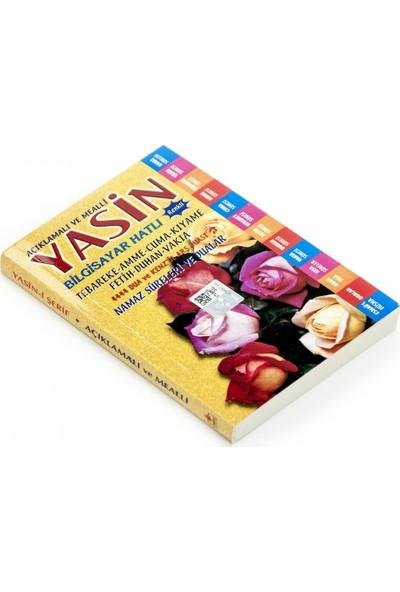 Merve Merve 41 Yasin Kitabı Cep Boy Mevlüt Hediyelikleri