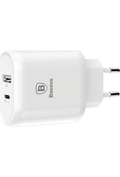 Baseus Bojure iPhone X Hızlı Duvar Şarj Cihazı