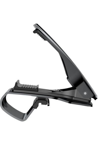 Baseus Mouth Araç Telefon Tutucu Siyah