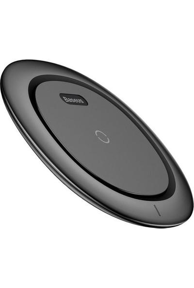 Baseus Ufo Qi Siyah Wireless Şarj Cihazı