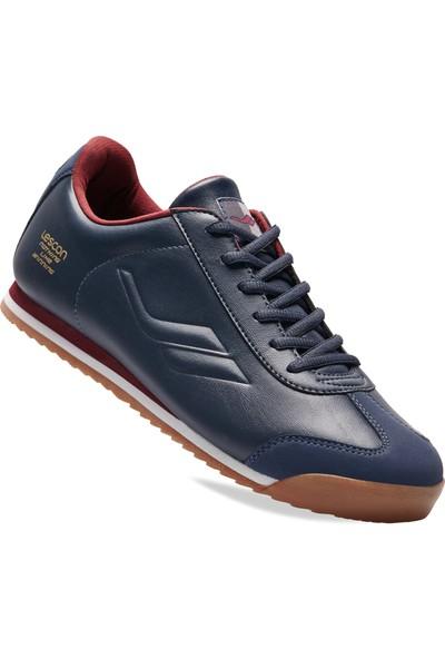 Lescon L-6529 Lacivert Erkek Sneakers Ayakkabı