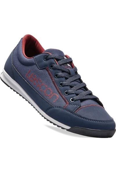 Lescon L-6547 Lacivert Erkek Sneakers Ayakkabı