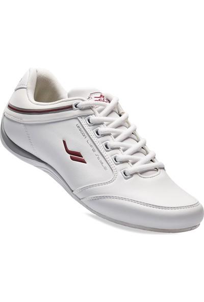 Lescon L-6550 Beyaz Erkek Sneakers Ayakkabı