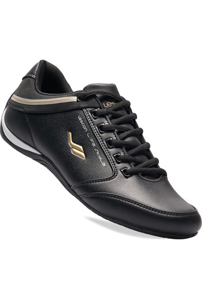 Lescon L-6550 Siyah Erkek Sneakers Ayakkabı