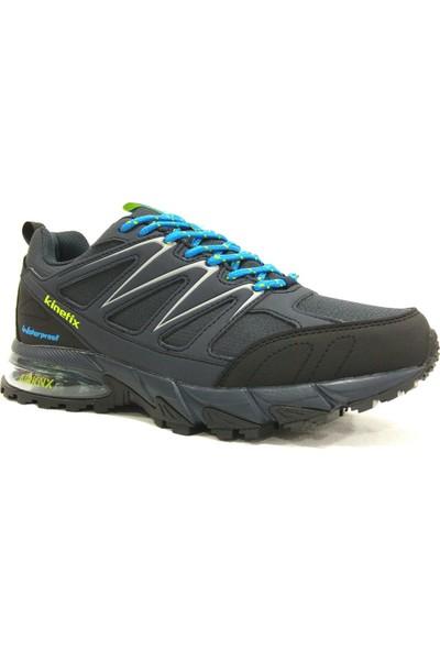 Kinetix Petram Lacivert Mavi Waterproof Erkek Spor Ayakkabı