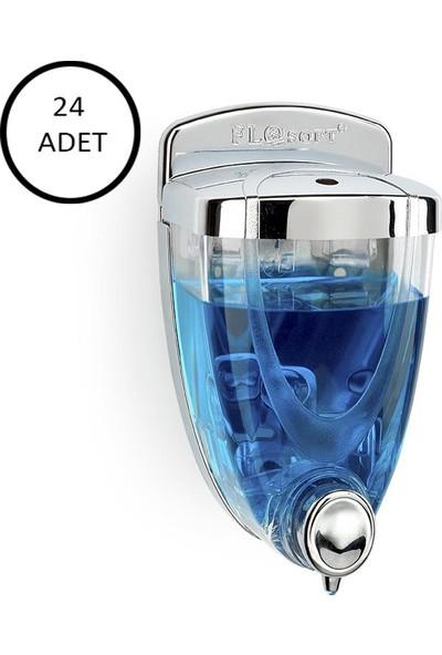 Flosoft Sıvı Sabunluk 350 ml 24' lü