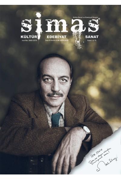 Simas Kültürsanat Edebiyat Dergisi